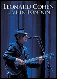 Cover Leonard Cohen - Live In London [DVD]